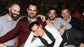 Peter and the Starcatcher Book Party – Matt D'Amico – Greg Hildreth – Teddy Bergman – Arnie Burton – Ken Cerniglia