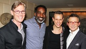 Peter and the Starcatcher Book Party – Matthew White – Norm Lewis – Adam Pascal – Thomas Schumacher