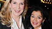 The Heiress – Opening Night – Margo McNabb Nederlander – Claire Mercuri