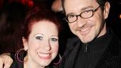 'A Christmas Story' Opening Night — Kirsten Wyatt — Sean Nowell