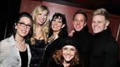 Andrea McArdle in Newsical – Andrea McArdle – Susan Mosher – Christine Pedi – Michael West – Tommy Walker – Emily McNamara
