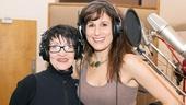 'The Mystery of Edwin Drood' Cast Recording Session — Chita Rivera — Stephanie J. Block