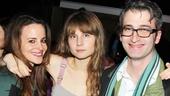 'Picnic' Opening Night — Maria Dizzia — Amy Baker — Daniel Aukin