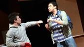 Show Photos - Really Really - David Hull - Kobi Libii - Matt Lauria
