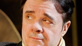 Nathan Lane as Chauncey Miles in The Nance.