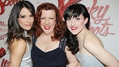 Kinky Boots Opening- Caroline Bowman- Jennifer Perry- Celina Carvajal