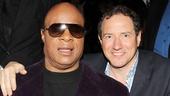 'Motown' Family Night — Kevin McCollum — Stevie Wonder