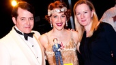 Nice Work If You Can Get It – 1 Year Anniversary – Matthew Broderick – Jessie Mueller – Kathleen Marshall