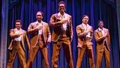 Show Photos - Motown the Musical - Jesse Nager - Donald Webber, Jr. - Julius Thomas III - Ephraim M. Sykes - Jawan M. Jackson