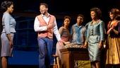 Show Photos - Motown the Musical - Marva Hicks - Brandon Victor Dixon