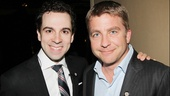 2013 Tony Nominee Brunch — Rob McClure — Peter Billingsley
