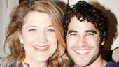 Darren Criss at Cinderella – Darren Criss – Victoria Clark