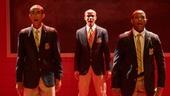 Show Photos - Choir Boy - Jeremy Pope - Austin Pendleton - Wallace Smith - Grantham Coleman - Kyle Beltran
