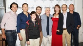 The Landing - Meet & Greet - Josh Rhodes - Paul Anthony Stewart - Frankie Seratch - Greg Pierce - John Kander - Julia Murney - David Hyde Pierce - Walter Bobbie