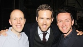 Blake Lively and Ryan Reynolds at Big Fish – John August – Ryan Reynolds – Andrew Lippa