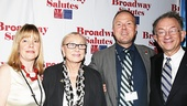 Broadway Salutes 2013 – Florie Seery – Jane Greenwood – Carl Mulert – William Ivey Long
