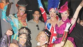 Kinky Boots – Darren Young visit – Darren Young – angels