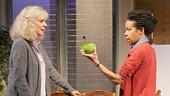 Blythe Danner as Judith & Nilaja Sun as Lorena in The Commons of Pensacola