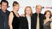 The Jacksonian – Opening Night – Bill Pullman – Glenne Headly – Amy Madigan – Ed Harris – Juliet Brett