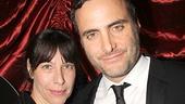 Gentleman's Guide opening night – Ilana Levine – Dominic Fumusa