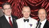 Gentleman's Guide opening night – Robert L. Freedman – Darko Tresnjak – Steven Lutvak
