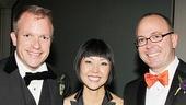 Gentleman's Guide opening night – Alexander Dodge – Linda Cho – Philip S. Rosenberg