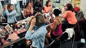 Beautiful - Backstage Photos - 4/14 - Sara King - Alysha Deslorieux - Sara Sheperd