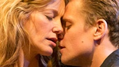 Anna Gunn as Olivia & Billy Magnussen as Ethan in Sex With Strangers