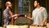 Eric Lange as Elliott Cooper & Daniel Sunjata as Michael Astor inThe Country House