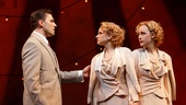 Ryan Silverman as Terry Connor, Emily Padgett as Daisy Hilton & Erin Davie as Violet Hilton in Side Show