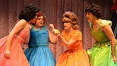 Jenna Leigh Green, Kathy Brier, Christina Bianco and Sally Schwab in The Marvelous Wonderettes.