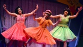 Jenna Leigh Green, Christina Bianco and Sally Schwab in The Marvelous Wonderettes.