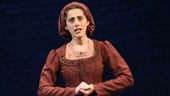 Judy Kuhn as Golde in Fiddler on the Roof.