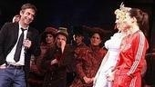 Idina Menzel Final Wicked Performance - Joe Mantello - Jennifer Laura Thompson - Idina Menzel