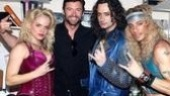 Hugh Jackman at ROA – Amy Spanger – Hugh Jackman – Constantine Maroulis – James Carpinello