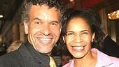 A Raisin in the Sun opening - Brian Stokes Mitchell - Allyson Tucker