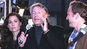 Phantom Film Stars at Bloomingdale's - Minnie Driver - Joel Schumacher - Patrick Wilson