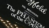 The Phantom of the Opera Movie Premiere - Marquee
