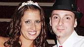 Rock of Ages wedding – Sharyn Krum – Paul Fontana