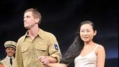 South Pacific closing Andrew Samonsky – Li Jun Li