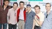 Bway on Bway 2010 – Million Dollar Quartet – cast