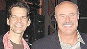 Celebs at Jersey Boys - Dr. Phil