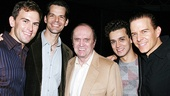 Celebs at Jersey Boys - Bob Newhart