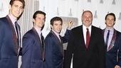 Jersey Boys at Empire State Building – Ryan Jesse – Dominic Nolfi – Jarrod Spector – Joseph Bellina – Matt Bogart