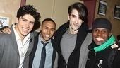 Spiderman preview – Craig Henningsen – Gerald Avery -  Brandon Rubendall – Dwayne Clark