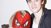Joan Rivers Spider-Man – Joan Rivers – Reeve Carney 1