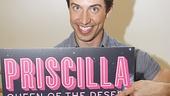 Priscilla rehearsal  - Nick Adams