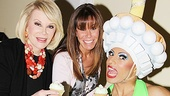 Priscilla Star Cupcake Delivery – Thom Allison – Joan Rivers – Melissa Rivers