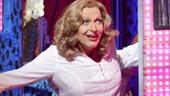 Tony Sheldon as Bernadette in Priscilla Queen of the Desert.