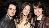 Tom Cruise at American Idiot – Billie Joe Armstrong – Katie Holmes – Tom Cruise